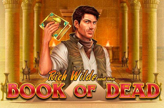 Book of dead - Pacanele online gratis