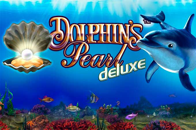 Pacanele Dolphin's Pearl Deluxe
