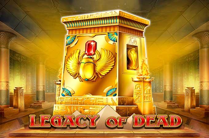 Legacy of Dead Pacanele online cazino.ro