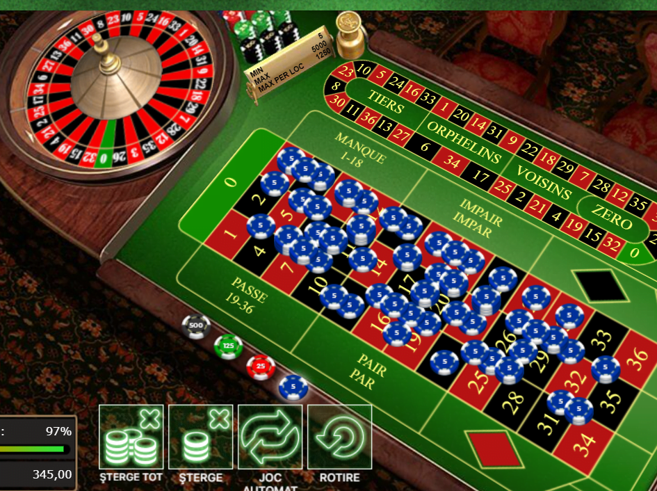 888casino ruleta online