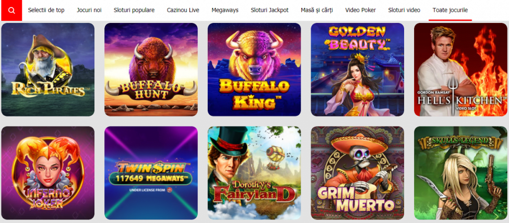 pacanele online la winmasters casino
