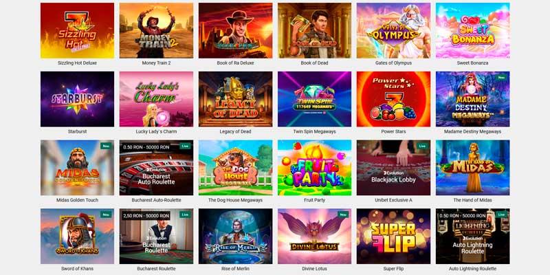 pacanele online la unibet casino