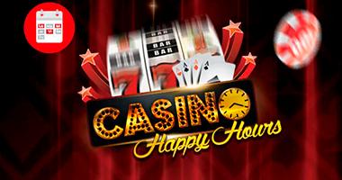 casino happy hours