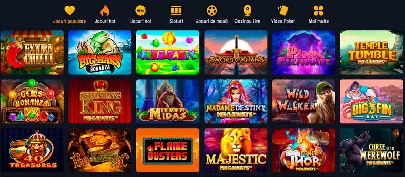 pacanele online frank casino