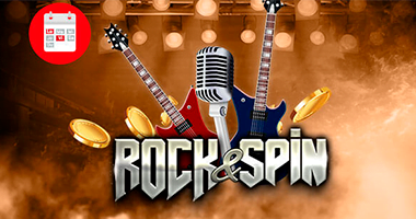 rock and spin