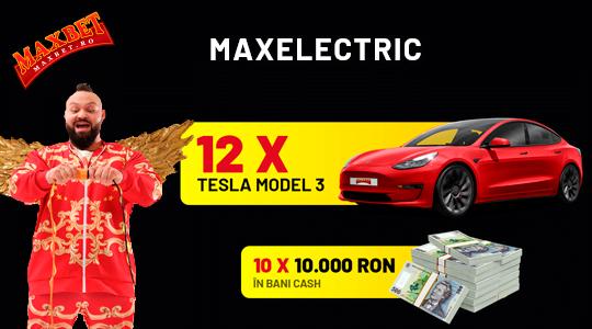 Maxbet Maxelectric
