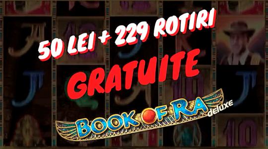 rotiri gratis book of ra